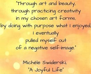A joyful life poster2