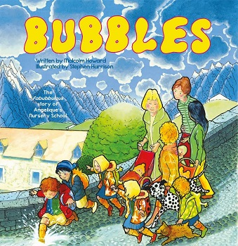 Bubbles by Malcolm Howard