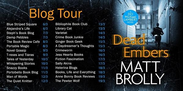 Dead Embers by Matt Brolly