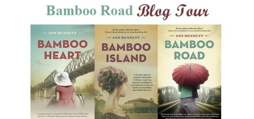Feature Image 1 - Bamboo trilogy by Ann Bennett