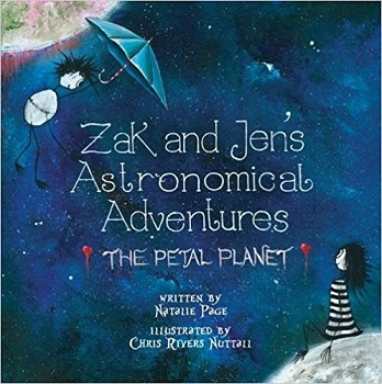 Zak and Jens Astronomical adventures by Natalie page