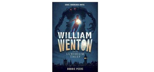 Feature Image - William Wenton and the Luridium Thief by Bobbie Peers
