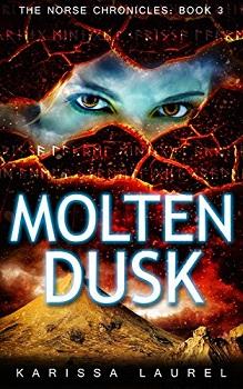 Molten Dusk by Karissa Laurel