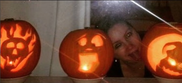 Halloween scary pic