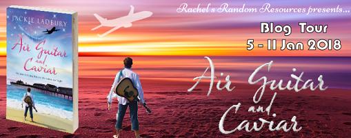 Air Guitar and Caviar - Banner 2
