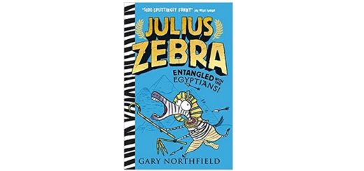 Feature Image - Julius Zebra Entangled with the Egyptians by Gary Northfield