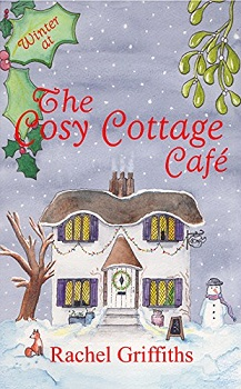 Winter at the Cosy Cafe by Rachel Griffiths