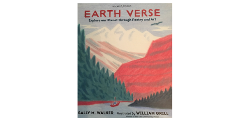 Feature Image - Earth Verse by Sally M Walker