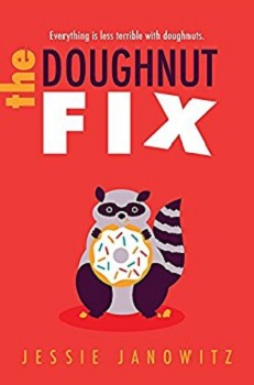 The Doughnut Fix by Jessie Janowitz