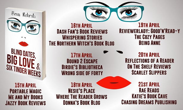 Blind Dates, big Love and Six Tinder Weeks Full Banner