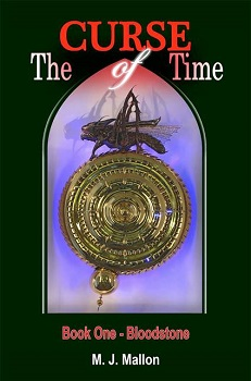 The Curse of Time Cover