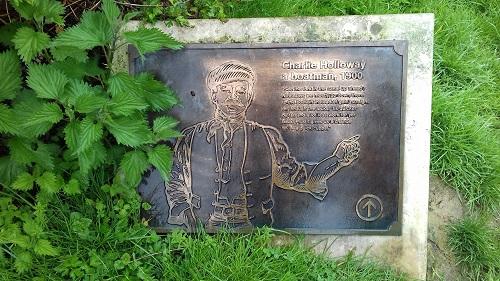 boatman plaque