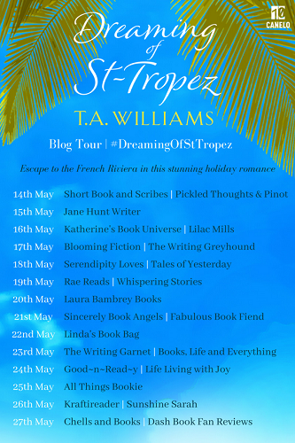 Dreaming of St Tropez Blog Tour Banner (1)