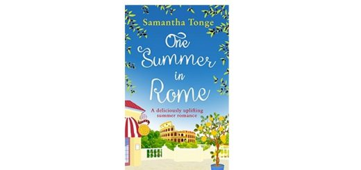 Feature Image - One Summer in Rome by Samantha Tonge