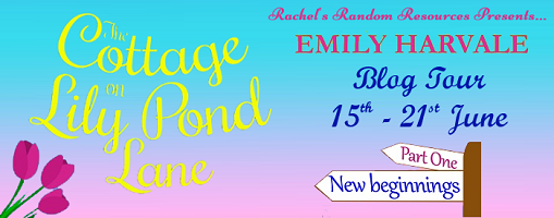 Cottage on Lily Pond Lane Blog Tour
