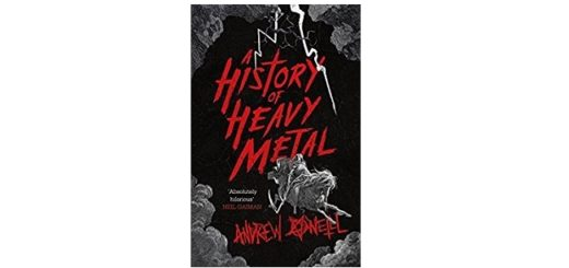 Feature Image - A History of Heavy Metal by Andrew O'Neill