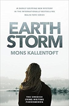 Earth Storm by Mons Kallentoft