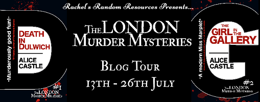 The London Murder Mysteries tour poster