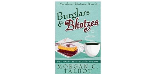 Feature Image - Burglars and Blintzes by Morgan C Talbot