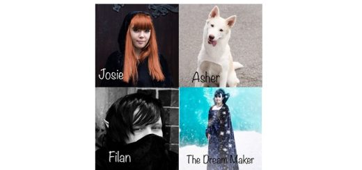 Feature Image - lily mae Walters characters