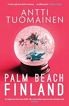 Palm Beach Finland by Antti Tuomainen