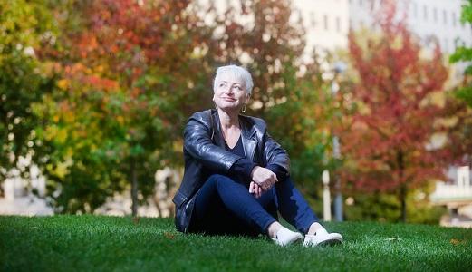Sandra Danby author4 - photo Ion Paciu