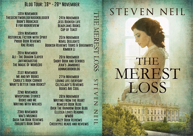 The Merest Loss Full Tour Banner