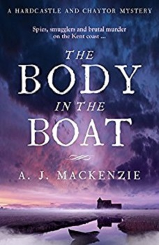 The Body in the Boat by AJ MacKenzie