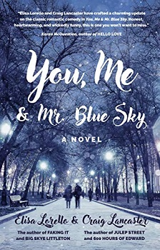 You me and Mr Blue Sky by Elise Lorello