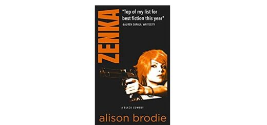 Feature Image - Zenka by Alison Brodie