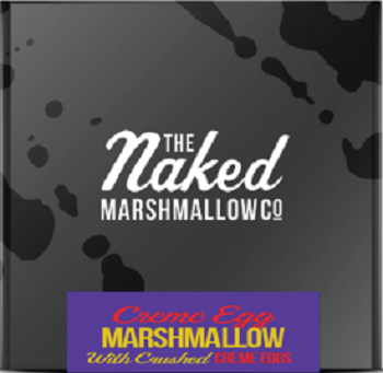 Naked marshmallows creme egg