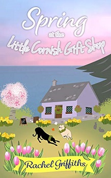 Spring at the Little Cornish Gift Shop by Rachel Griffiths