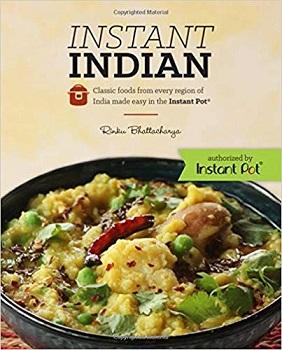 Instant Indian by Rinku Bhattacharya