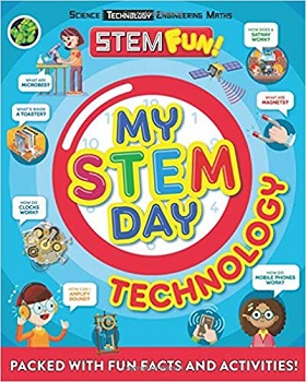 My STEM Day - Technology by Nancy Dickmann