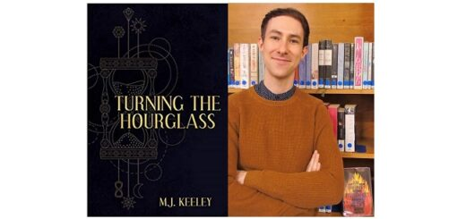 Feature Image - Turning the Hourglass by M. J. Keeley