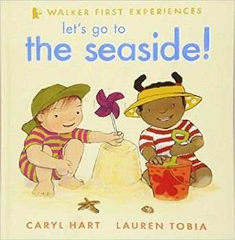Lets Go to the Seaside by Caryl Hart
