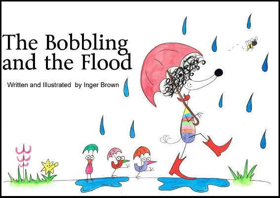 The bobbling and the flood book one Inger Brown