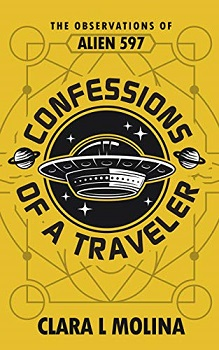 Confessions of a Traveler by Clara L Molina