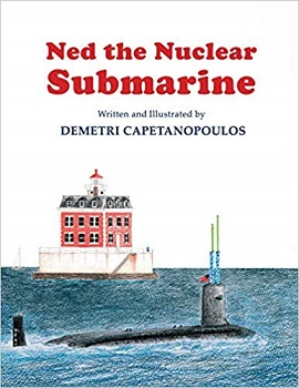 Ned the Nuclear Submarine by Demetri Capetanopoulos