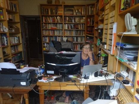 Where Ruth Writes