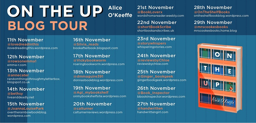 on the up tour poster