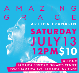 The Amazing Grace - Jamaica Downtown Festival @ Jamaica Performing Arts Center | New York | United States