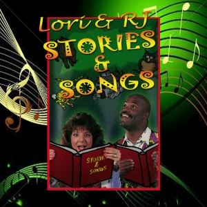 Stories & Songs CD Front