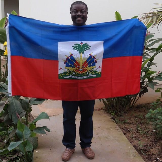 O padre Onac Axenat, que denunciou o coiotismo sofrido pelos haitianos no caminho até o Brasil. Crédito: SP Creole