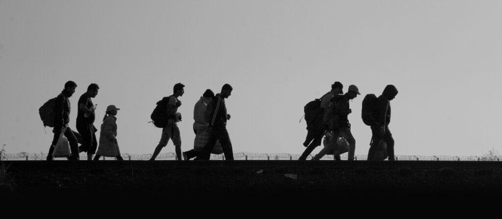 Total de deslocados e refugiados no mundo é recorde, aponta ACNUR. Crédito: ACNUR