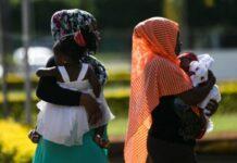 """Encontro """"Crianças sem Fronteiras"""", em Brasília, reúne imigrantes e refugiados para um dia de lazer e confraternização. Foto: Marcelo Camargo/Agência Brasil - 11.mar.2017"""