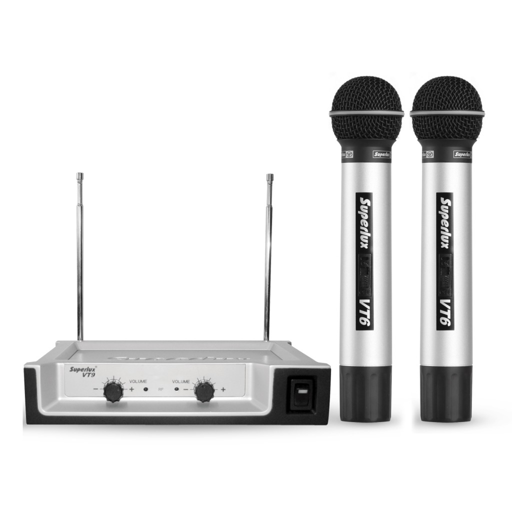 products superlux microphones vt96 wireless mic system heartbeat. Black Bedroom Furniture Sets. Home Design Ideas