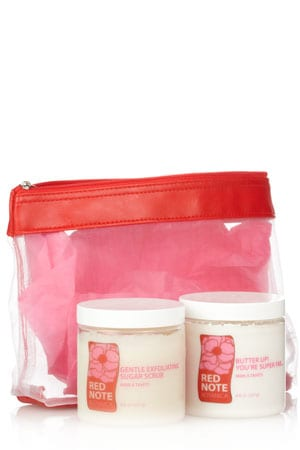 Red Note Botanica Gift Set