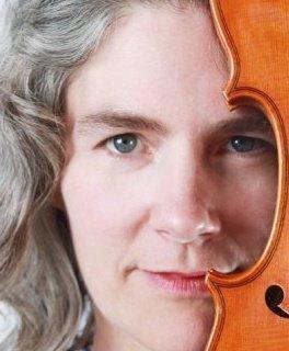 Margaret Soper Gutierrez, violin