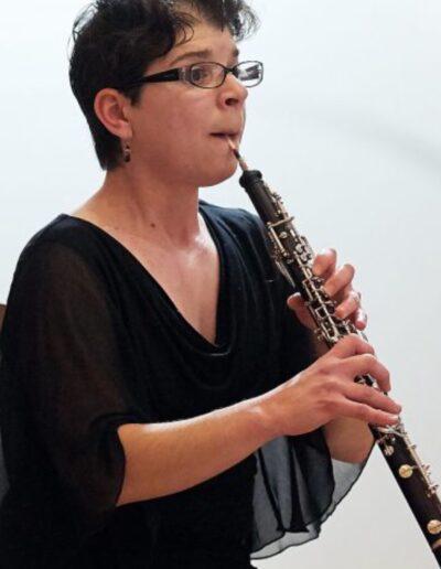 Miriam Kapner, oboe